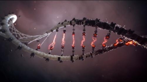 TRANSHUMANISM-DNA